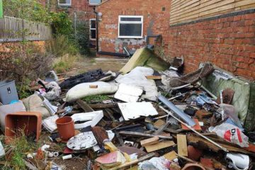 Rubbish Removal & Waste Disposal